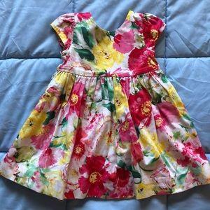 Ralph Lauren summer dress for girls.